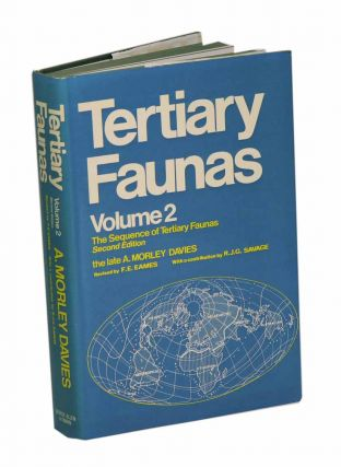 Tertiary faunas: a textbook for oilfield palaentologists and students of geology. Volume two the...