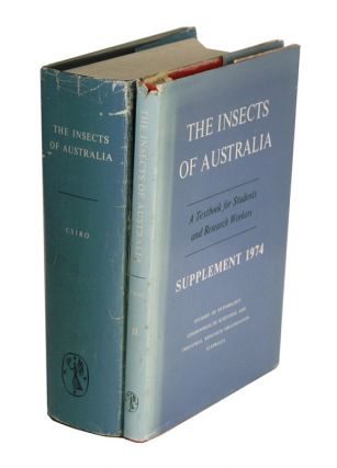 The insects of Australia: a textbook for students and research workers [with supplement]. E. B....