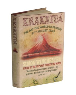Krakatoa: the day the world exploded 27th August 1883. Simon Winchester
