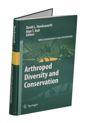 Arthropod diversity and conservation. Hawksworth David L., Alan T. Bull