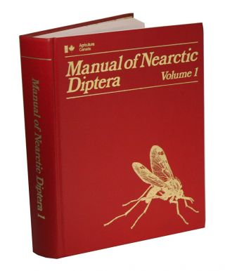 Manual of Nearctic Diptera, volume one. C. P. Alexander
