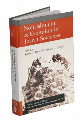 Nourishment and evolution in insect societies. James H. Hunt, Christine A. Nalepa