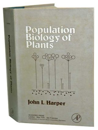 Population biology of plants