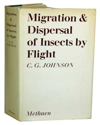 Migration and dispersal of insects by flight. C. G. Johnson