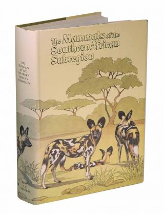 The mammals of the southern African subregion. Reay H. N. Smithers
