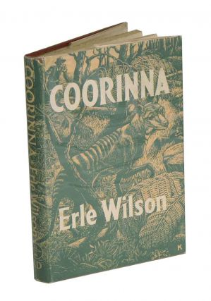Coorina: a novel of the Tasmanian uplands