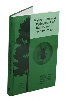 Mechanisms and deployment of resistance in trees to insects