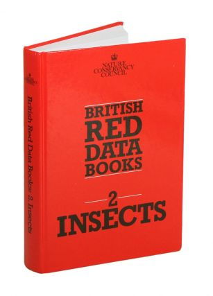 British Red Data Books, volume two: Insects. D. B. Shirt