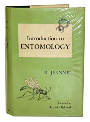 Introduction to entomology. R. Jeannel