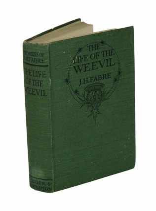 The life of the weevil. J. Henri Fabre