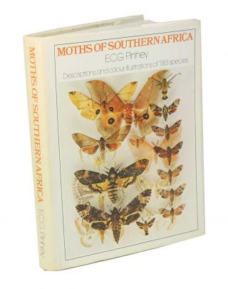Moths of southern Africa: descriptions and colour illustrations of 1183 species. ECG Pinhey