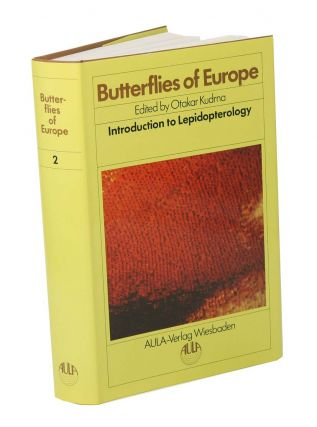Butterflies of Europe, volume two: introduction to Lepidopterology. Otakar Kudrna
