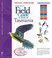Pocket field guide to birdlife of Tasmania. Michael Morcombe