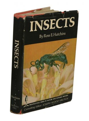 Insects. Ross E. Hutchins