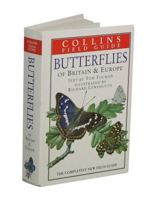 Butterflies of Britain and Europe. Tom Tolman, Richard Lewington