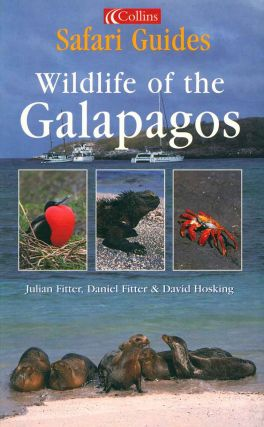 Wildlife of the Galapagos. Julian Fitter, Daniel Fitter, David Hosking