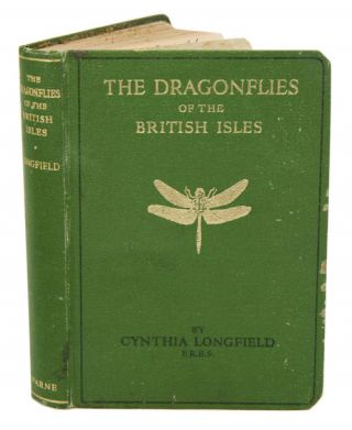 The dragonflies of the British Isles. Cynthia Longfield