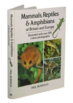 Mammals, reptiles and amphibians of Britain and Europe. Roger Phillips