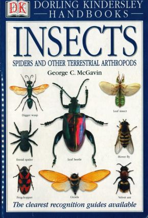 Insects, spiders and other terrestrial arthropods. George C. McGavin