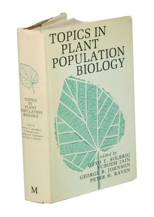 Topics in plant population biology. Otto T. Solbrig