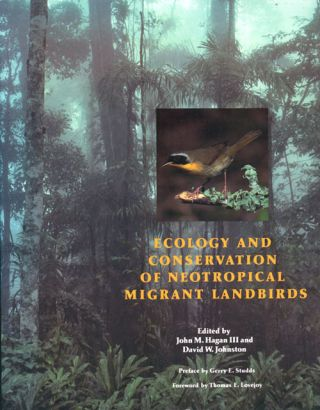 Ecology and conservation of neotropical migrant landbirds. John M. Hagan, David W. Johnston.