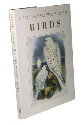 Classic natural history prints: Birds