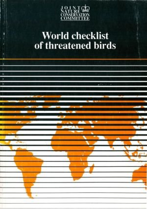 World checklist of threatened birds. Monitoring Centre World Conservation, compilers.