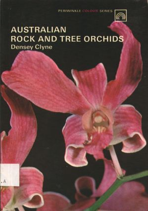 Australian rock and tree orchids. Densey Clyne