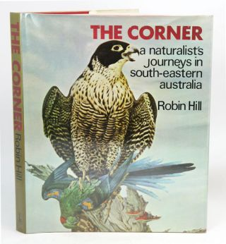 The corner: a naturalist's journeys in south-eastern Australia