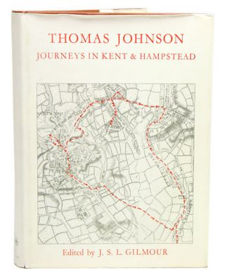 Thomas Johnson: botanical journeys in Kent and Hampstead. A facsimile reprint with introduction and translation of his Iter Plantarum 1629, Descriptio Itineris Plantarum 1632. J. S. L. Gilmour.