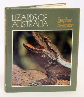 Lizards of Australia. Stephen Swanson