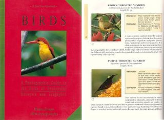 Birds: a photographic guide to the birds of Peninsular Malaysia and Singapore.