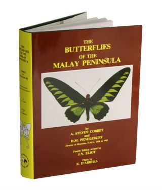 The butterflies of the Malay Peninsula. A. Steven Corbet, H. M. Pendlebury