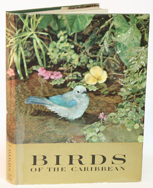 Birds of the Caribbean. Robert Porter Allen.