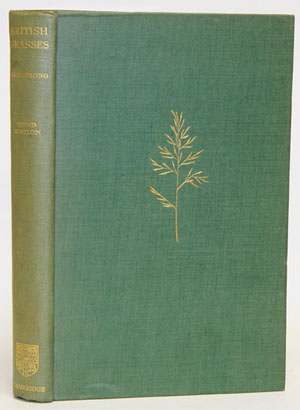 British grasses and their employment in agriculture. S. F. Armstrong.