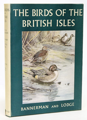 The birds of the British Isles, volume seven. David A. Bannerman