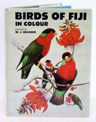 Birds of Fiji in colour. R. B. Sibson