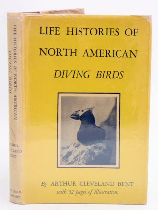 Life histories of North American diving birds: Order Pygopodes. Arthur Cleveland Bent.