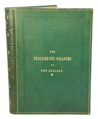The indigenous grasses of New Zealand. John Buchanan