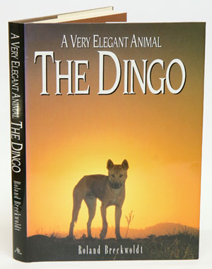 A very elegant animal, the dingo. Roland Breckwoldt
