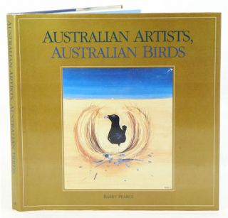 Australian artists, Australian birds. Barry Pearce.