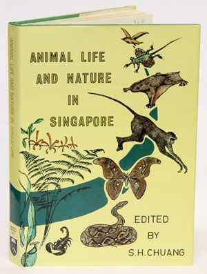 Animal life and nature in Singapore