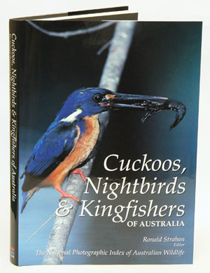 Cuckoos, nightbirds and kingfishers of Australia