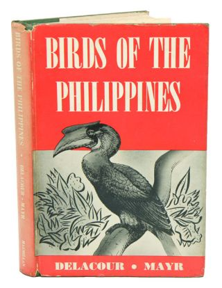 Birds of the Philippines. Jean Delacour, Ernst Mayr.