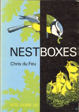 Nestboxes. Chris Du feu.