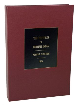 The reptiles of British India. Albert C. L. G. Gunther