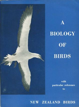 A biology of birds: with particular reference to New Zealand birds. B. D. Heather