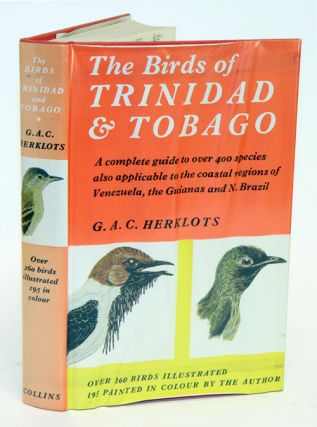 The birds of Trindad and Tobago. G. A. C. Herklots