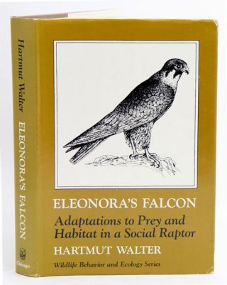 Eleonora's Falcon: adaptations to prey and habitat in a social raptor. Hartmut Walter