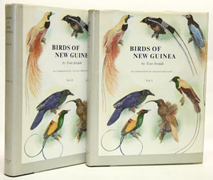 Birds of New Guinea. Tom Iredale